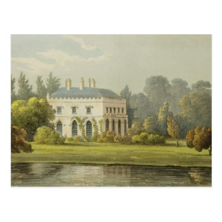 Elvills, Englefield Green, from Ackermann's 'Repos Postcard