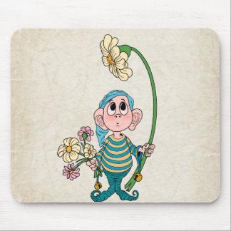 Elvin Cutie Mouse Pad