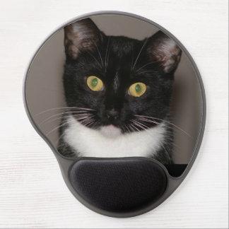Elvira el gato, gel Mousepad. Alfombrillas De Raton Con Gel