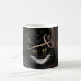 Elvira the Cat, Mug. Coffee Mug