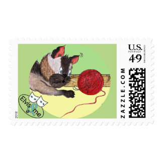 """""""Elvis And Me' First Class Stamps"""