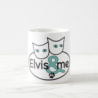 'Elvis & ME' 11 oz  White Classic Mug