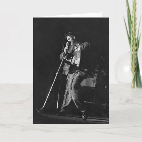 Elvis Presley | Jacksonville, FL Card