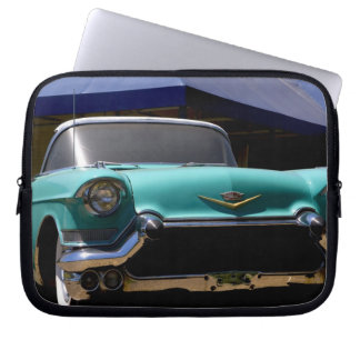 Elvis Presley's Green Cadillac Convertible in Computer Sleeve