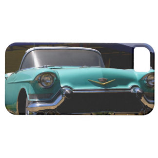 Elvis Presley's Green Cadillac Convertible in iPhone SE/5/5s Case