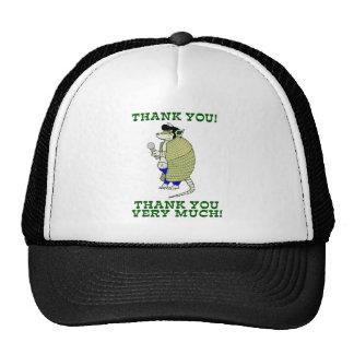 Elvisdillo Thank You, Thank You Very Much Trucker Hat