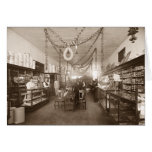 Elwerts Department Store, Sacramento, CA, c.1907 Greeting Cards