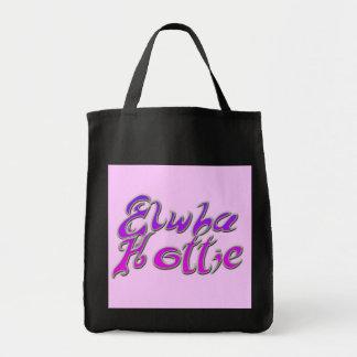 Elwha Hottie Tote Bag