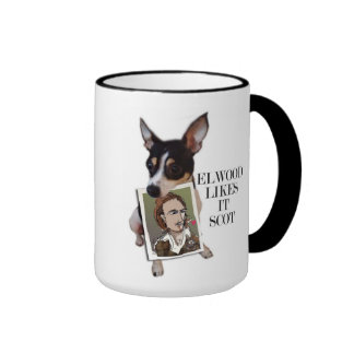 Elwood Likes It Scot Mug