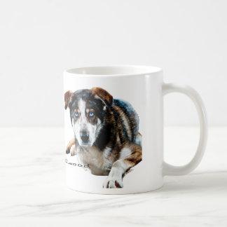 Elwood Classic White Coffee Mug