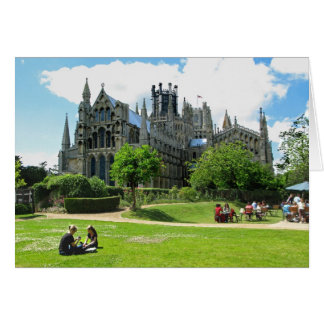 Ely Cathedral Card