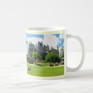 Ely Cathedral Classic White Coffee Mug