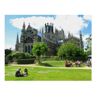 Ely Cathedral Postcards