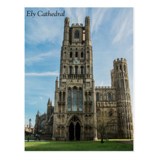 Ely Cathedral Postcard