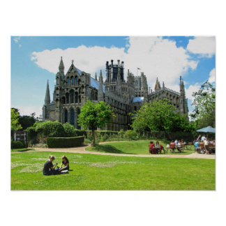 Ely Cathedral Posters