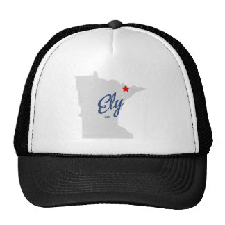 Ely Minnesota MN Shirt Trucker Hat
