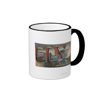 Ely, MinnesotaLarge Letter ScenesEly, MN Mugs