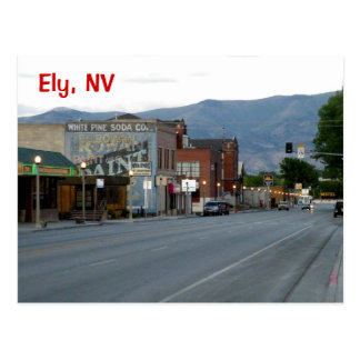 Ely Postcard