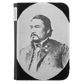 Ely Samuel Parker (1828-95) Seneca Chief and Feder Kindle Folio Case