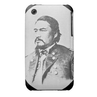 Ely Samuel Parker (1828-95) Seneca Chief and Feder Case-Mate iPhone 3 Case