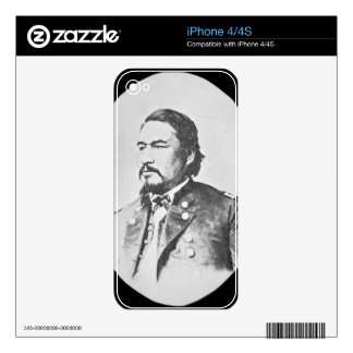 Ely Samuel Parker (1828-95) Seneca Chief and Feder iPhone 4S Skins