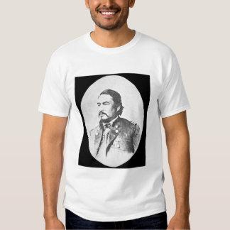 Ely Samuel Parker (1828-95) Seneca Chief and Feder Shirt