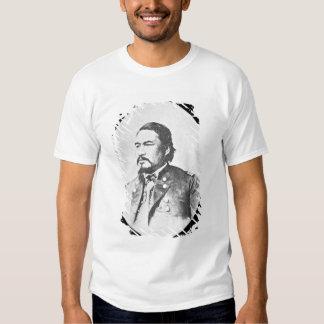 Ely Samuel Parker (1828-95) Seneca Chief and Feder T-shirt