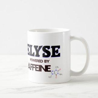 Elyse accionó por el cafeína taza clásica