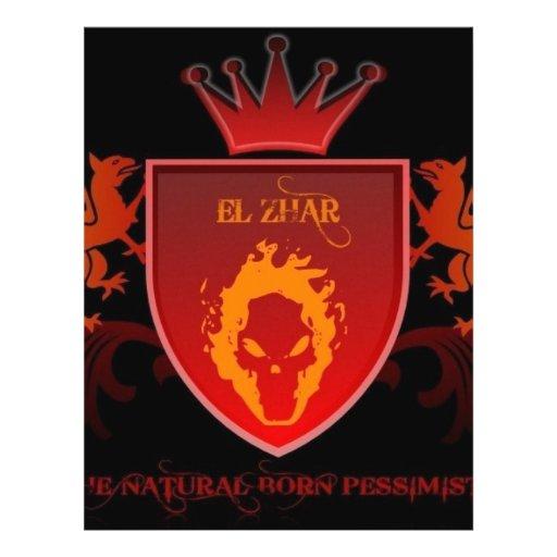 """elzhar folleto 8.5"""" x 11"""""""
