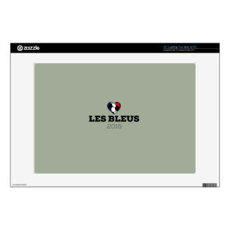 "EM 2016 Les bleus France Skin For 13"" Laptop"