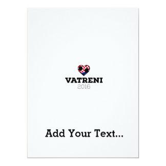 EM 2016 Vatreni Croatia Card