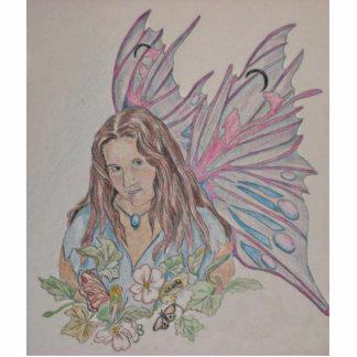 Em A Fairy Cutout