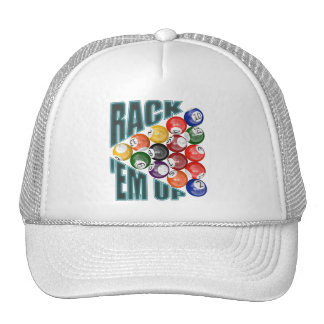 Em del estante para arriba gorra