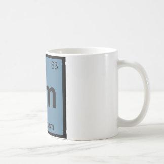 Em - Empiricism Chemistry Periodic Table Symbol Coffee Mug