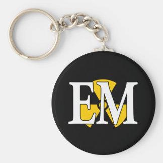 EM Navy Nuke Keychain