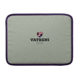 EM Vatreni 2016 Croacia Funda MacBook