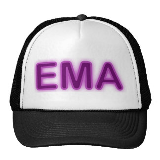 EMA Purple Neon Hat