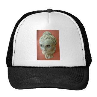 Emaciated Buddha (2-3rd century CE) Trucker Hat