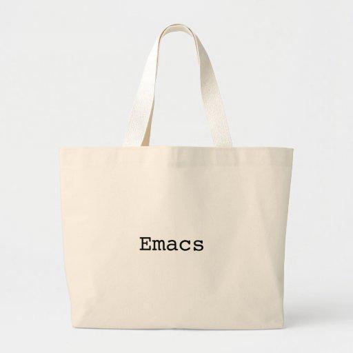 Emacs Bolsas