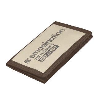 Emagination Nylon Wallet