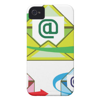 Email Icon mail sent vector Case-Mate iPhone 4 Case