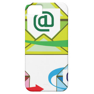 Email Icon mail sent vector iPhone SE/5/5s Case
