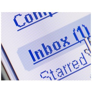 Email in Inbox Post Cards