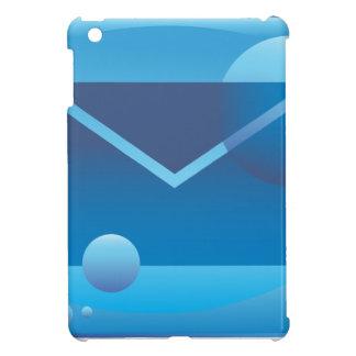 Email Letter Underwater Icon Button iPad Mini Case
