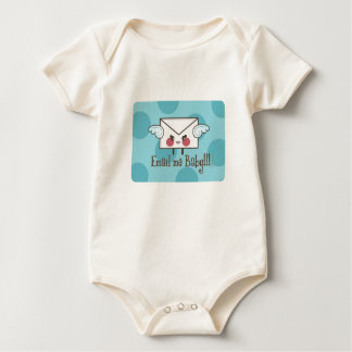 email me baby body baby bodysuit