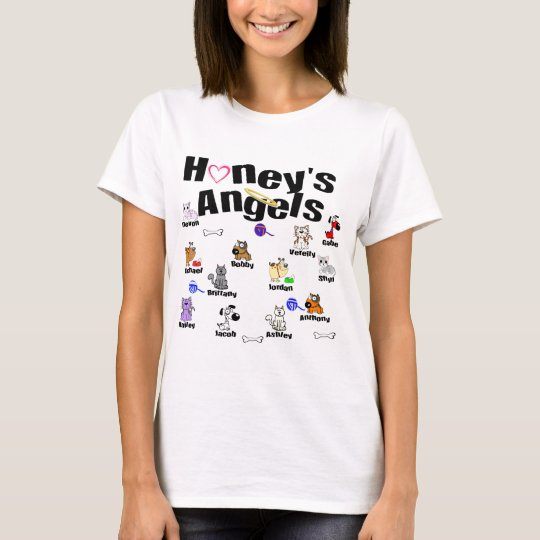 Email me for Grandma's Angels T-Shirt
