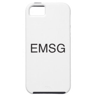 email message.ai iPhone SE/5/5s case