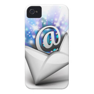 Email radiating iPhone 4 Case-Mate case