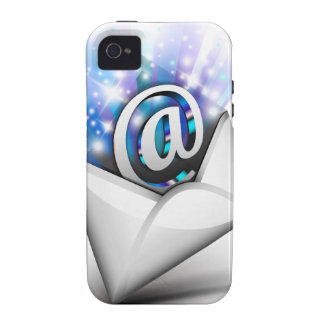 Email radiating iPhone 4 cover