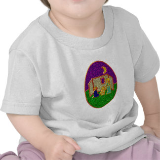 Emaille pesebre enamel nativity set crib camisetas